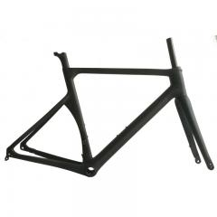 Carbon aero racing frame