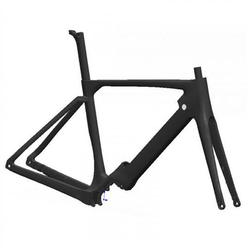 Carbon Electric Road Racing Bike Frame